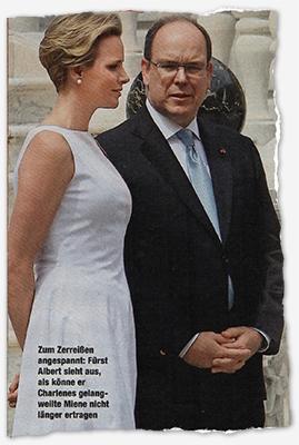 """Ausriss: """"die aktuelle"""", Nr. 20/2014"""