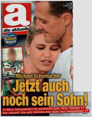 Michael Schumacher - Jetzt auch noch sein Sohn! - ++ Mick Schumacher: Es passierte beim Kart-Rennen ++ Der Schock! Wie soll Corinna das alles nur verkraften? ++