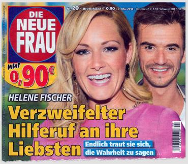 Helene Fischer - Verzweifelter Hilferuf an ihre Liebsten - Endlich traut sich sich, die Wahrheit zu sagen