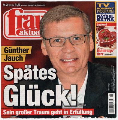 Günther Jauch - Spätes Glück! Sein großer Traum geht in Erfüllung
