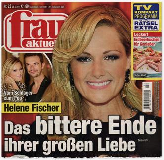 Vom Schlager zum Pop - Helene Fischer - Das bittere Ende ihrer großen Liebe