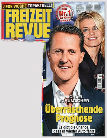 Michael Schumacher - Überraschende Prognose - Es gibt die Chance, dass er wieder Auto fährt