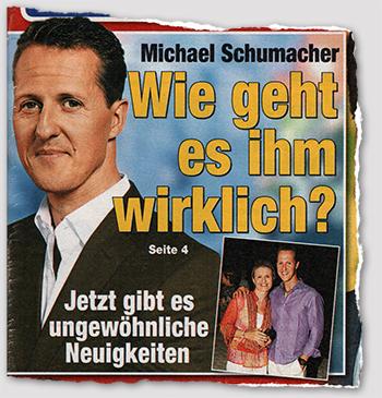 Michael Schumacher - Wie geht es ihm wirklich? - Jetzt gibt es ungewöhnliche Neuigkeiten
