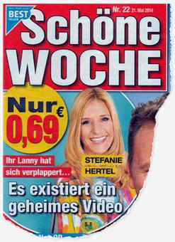 Stefanie Hertel - Ihr Lanny hat sich verplappert ... Es existiert ein geheimes Video
