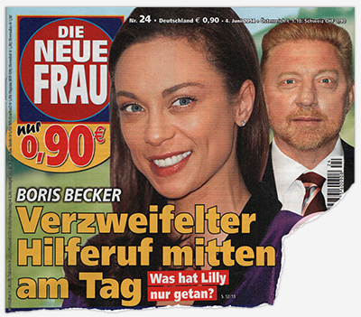 Boris Becker - Verzweifelter Hilferuf mitten am Tag - Was hat Lilly nur getan?