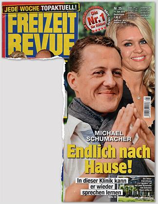 Michael Schumacher - Endlich nach Hause! - In dieser Klinik kann er wieder sprechen lernen