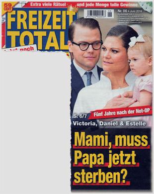 Fünf Jahre nach der Not-OP - Victoria, Daniel & Estelle - Mami, muss Papa jetzt sterben?