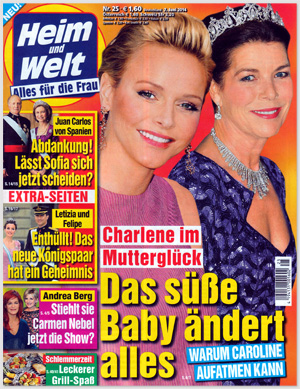 """Titelseite der letzten """"Heim und Welt""""-Ausgabe"""