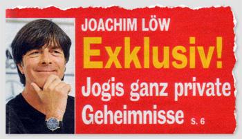 Joachim Löw - Exklusiv! Jogis ganz private Geheimnisse