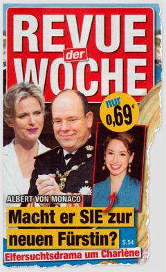 Albert von Monaco - Macht er SIE zur neuen Fürstin? Eifersuchtsdrama um Charlène