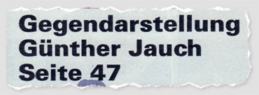 Gegendarstellung Günther Jauch - Seite 47