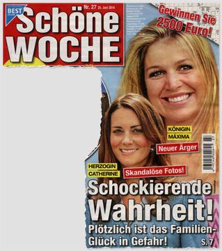 Herzogin Catherine - Skandalöse Fotos! Schockierende Wahrheit! Plötzlich ist das Familien-Glück in Gefahr!