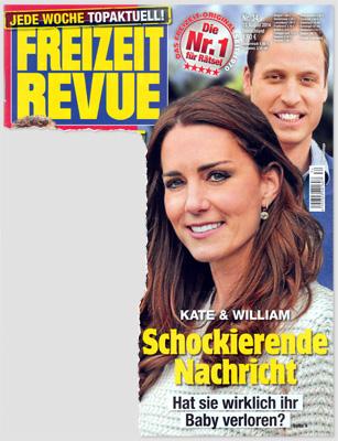 Kate & William - Schockierende Nachricht - Hat sie wirklich ihr Baby verloren?