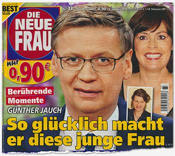 Berührende Momente - Günther Jauch - So glücklich macht er diese junge Frau