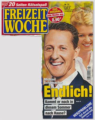 Michael Schumacher - Endlich! - Kommt er noch in diesem Sommer nach Hause?