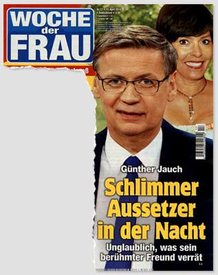 Günther Jauch - Schlimmer Aussetzer in der Nacht - Unglaublich, was sein berühmter Freund verrät