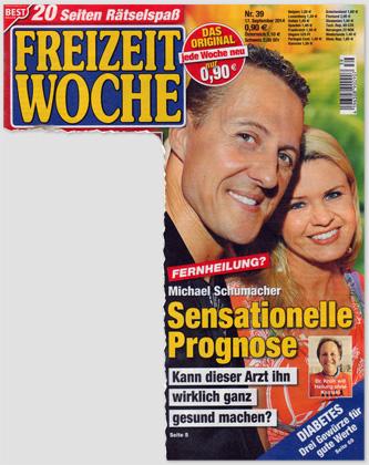 Fernheilung? Michael Schumacher - Sensationelle Prognose - Kann dieser Arzt ihn wirklich ganz gesund machen?