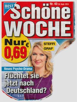 Neues Psycho-Drama - Flüchtet sie jetzt nach Deutschland?