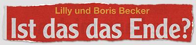 Lilly und Boris Becker - Ist das das Ende?