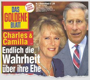 Charles & Camilla - Endlich die Wahrheit über ihre Ehe