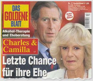 Alkohol-Therapie und Eheberatung - Charles & Camilla - Letzte Chance für ihre Ehe