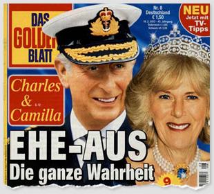 Charles & Camilla - Ehe-Aus - Die ganze Wahrheit