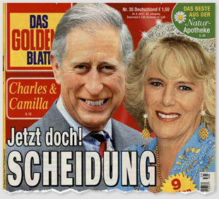 Charles & Camilla - Jetzt doch! Scheidung
