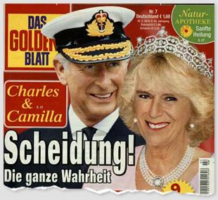 Camilla & Charles - Scheidung! Die ganze Wahrheit