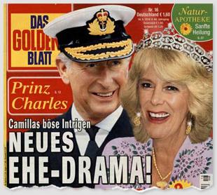 Prinz Charles - Camillas böse Intrigen - Neues Ehe-Drama