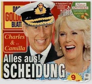 Charles & Camilla - Alles aus! Scheidung