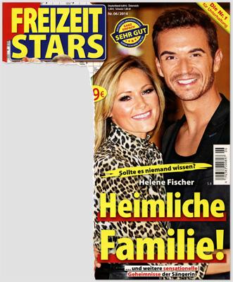 Sollte es niemand wissen? Helene Fischer - Heimliche Familie ... und weitere sensationelle Geheimnisse der Sängerin