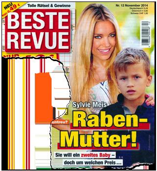 Sylvie Meis - Raben-Mutter! Sie will ein zweites Baby - doch um welchen Preis ...