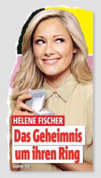 Helene Fischer - Das Geheimnis um ihren Ring