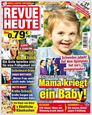 Schweden jubelt! Auf dem Spielplatz hat sie's ausgeplaudert Victorias Estelle - Mama kriegt ein Baby!