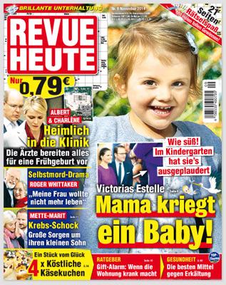 Wie süß! Im Kindergarten hat sie's ausgeplaudert - Victorias Estelle - Mama kriegt ein Baby!