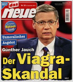 Unmoralisches Angebot - Günther Jauch - Der Viagra-Skandal