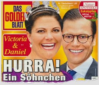 Victoria & Daniel - Hurra! Ein Söhnchen