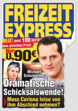 Michael Schumacher - Dramatische Schicksalswende! Muss Corinna leise von ihm Abschied nehmen?