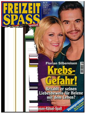 Florian Silbereisen - Krebs-Gefahr! Bezahlt er seinen Liebesbeweis für Helene mit dem Leben?