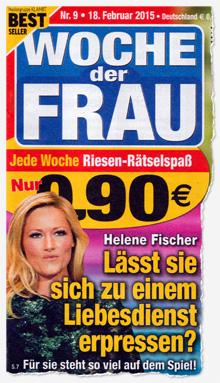 Helene Fischer - Lässt sie sich zu einem Liebesdienst erpressen? Für sie steht so viel auf dem Spiel!