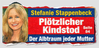 Stefanie Stappenbeck - Plötzlicher Kindstod - Der Albtraum jeder Mutter