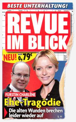 Fürstin Charlène - Ehe-Tragödie - Die alten Wunden brechen leider wieder auf