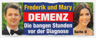 Frederik und Mary - Demenz - Die bangen Stunden vor der Diagnose