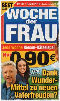 Boris Becker - Dank Wunder-Mittel zu neuen Vaterfreuden?