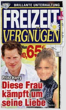 Prinz Harry - Diese Frau kämpft um seine Liebe