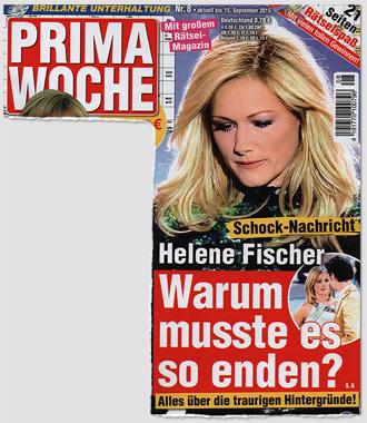 Schock-Nachricht - Helene Fischer - Warum musste es so enden? Alles über die traurigen Hintergründe!